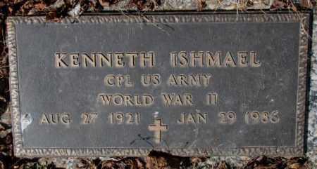 ISHMAEL, KENNETH - Yankton County, South Dakota | KENNETH ISHMAEL - South Dakota Gravestone Photos