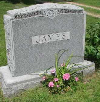 JAMES, FAMILY STONE - Yankton County, South Dakota | FAMILY STONE JAMES - South Dakota Gravestone Photos