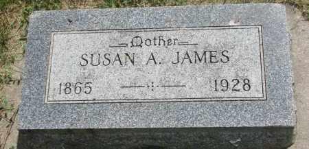 JAMES, SUSAN A. - Yankton County, South Dakota | SUSAN A. JAMES - South Dakota Gravestone Photos
