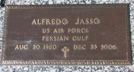 JASSO, ALFREDO - Yankton County, South Dakota | ALFREDO JASSO - South Dakota Gravestone Photos