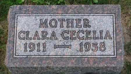 JENSEN, CLARA CECELIA - Yankton County, South Dakota   CLARA CECELIA JENSEN - South Dakota Gravestone Photos