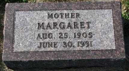 JENSEN, MARGARET - Yankton County, South Dakota   MARGARET JENSEN - South Dakota Gravestone Photos