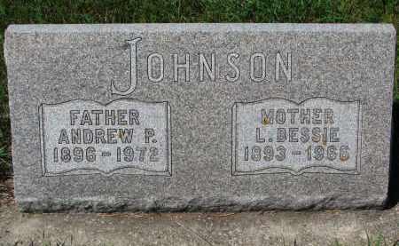 JOHNSON, ANDREW P. - Yankton County, South Dakota | ANDREW P. JOHNSON - South Dakota Gravestone Photos