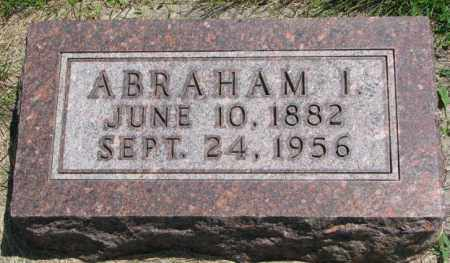 JOHNSON, ABRAHAM I. - Yankton County, South Dakota | ABRAHAM I. JOHNSON - South Dakota Gravestone Photos