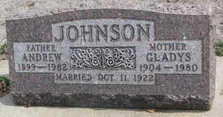 JOHNSON, ANDREW - Yankton County, South Dakota | ANDREW JOHNSON - South Dakota Gravestone Photos