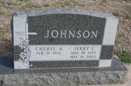 JOHNSON, JERRY L. - Yankton County, South Dakota | JERRY L. JOHNSON - South Dakota Gravestone Photos
