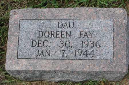 JOHNSON, DOREEN FAY - Yankton County, South Dakota | DOREEN FAY JOHNSON - South Dakota Gravestone Photos