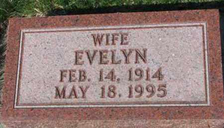 JOHNSON, EVELYN - Yankton County, South Dakota | EVELYN JOHNSON - South Dakota Gravestone Photos