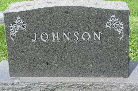 JOHNSON, FAMILY STONE - Yankton County, South Dakota | FAMILY STONE JOHNSON - South Dakota Gravestone Photos