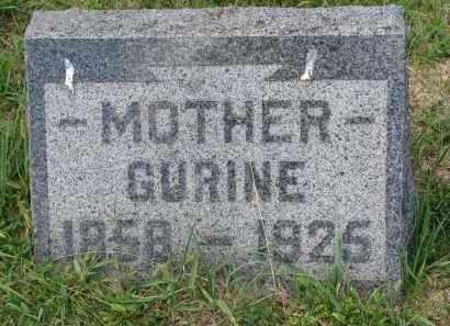 JOHNSON, GURINE - Yankton County, South Dakota | GURINE JOHNSON - South Dakota Gravestone Photos