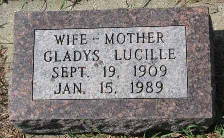 JOHNSON, GLADYS LUCILLE - Yankton County, South Dakota | GLADYS LUCILLE JOHNSON - South Dakota Gravestone Photos