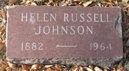 JOHNSON, HELEN - Yankton County, South Dakota | HELEN JOHNSON - South Dakota Gravestone Photos