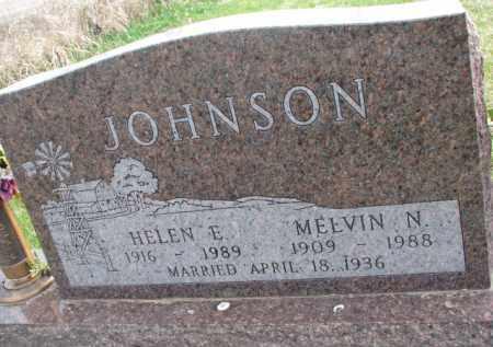 JOHNSON, HELEN E. - Yankton County, South Dakota | HELEN E. JOHNSON - South Dakota Gravestone Photos
