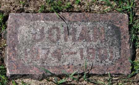 JOHNSON, JOHAN - Yankton County, South Dakota   JOHAN JOHNSON - South Dakota Gravestone Photos