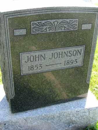 JOHNSON, JOHN - Yankton County, South Dakota | JOHN JOHNSON - South Dakota Gravestone Photos