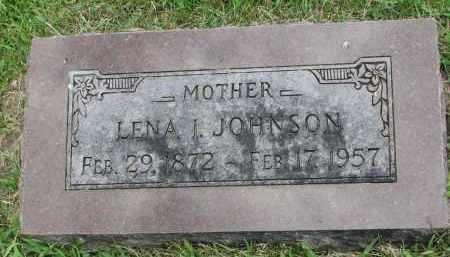 JOHNSON, LENA I. - Yankton County, South Dakota | LENA I. JOHNSON - South Dakota Gravestone Photos