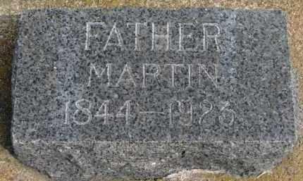 JOHNSON, MARTIN - Yankton County, South Dakota | MARTIN JOHNSON - South Dakota Gravestone Photos