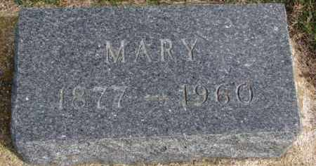 JOHNSON, MARY - Yankton County, South Dakota   MARY JOHNSON - South Dakota Gravestone Photos