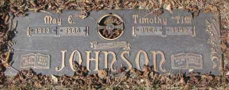 "JOHNSON, TIMOTHY ""TIM"" - Yankton County, South Dakota 