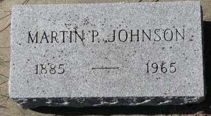 JOHNSON, MARTIN P. - Yankton County, South Dakota | MARTIN P. JOHNSON - South Dakota Gravestone Photos