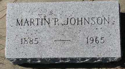 JOHNSON, MARTIN P. - Yankton County, South Dakota | MARTIN P. JOHNSON - South Dakota Gravestone Photos