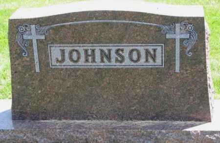 JOHNSON, PLOT - Yankton County, South Dakota | PLOT JOHNSON - South Dakota Gravestone Photos