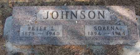 JOHNSON, SORENA - Yankton County, South Dakota | SORENA JOHNSON - South Dakota Gravestone Photos