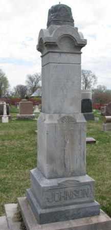 JOHNSON, PEDER W. - Yankton County, South Dakota   PEDER W. JOHNSON - South Dakota Gravestone Photos