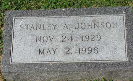 JOHNSON, STANLEY A. - Yankton County, South Dakota | STANLEY A. JOHNSON - South Dakota Gravestone Photos