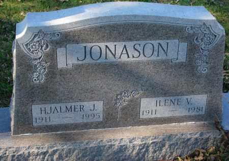 JONASON, HJALMER J. - Yankton County, South Dakota | HJALMER J. JONASON - South Dakota Gravestone Photos