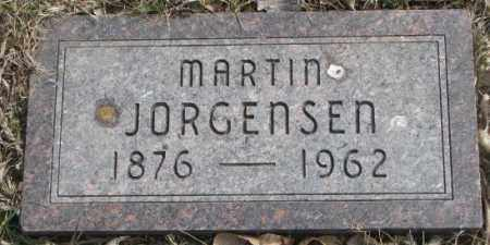 JORGENSEN, MARTIN - Yankton County, South Dakota | MARTIN JORGENSEN - South Dakota Gravestone Photos