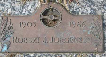 JORGENSEN, ROBERT J. - Yankton County, South Dakota | ROBERT J. JORGENSEN - South Dakota Gravestone Photos