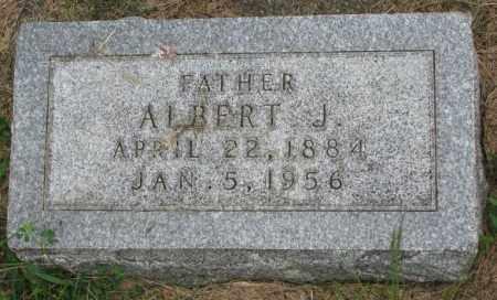 KAISER, ALBERT J. - Yankton County, South Dakota | ALBERT J. KAISER - South Dakota Gravestone Photos