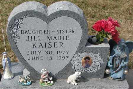 KAISER, JILL MARIE - Yankton County, South Dakota | JILL MARIE KAISER - South Dakota Gravestone Photos