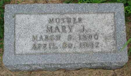 KAISER, MARY J. - Yankton County, South Dakota | MARY J. KAISER - South Dakota Gravestone Photos