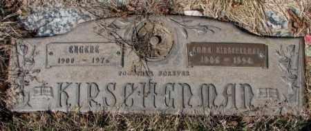 KIRSCHERMAN, EUGENE - Yankton County, South Dakota   EUGENE KIRSCHERMAN - South Dakota Gravestone Photos