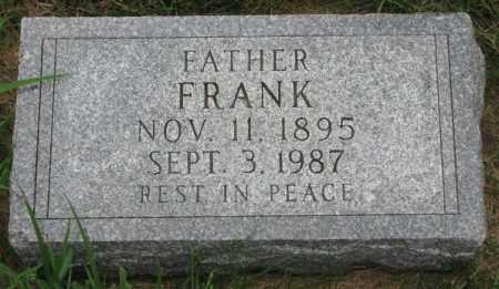 KRALICEK, FRANK - Yankton County, South Dakota | FRANK KRALICEK - South Dakota Gravestone Photos