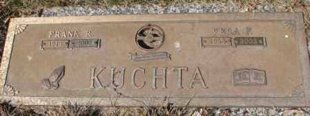 KUCHTA, VERA F. - Yankton County, South Dakota | VERA F. KUCHTA - South Dakota Gravestone Photos