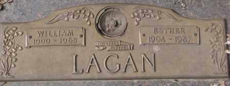 LAGAN, ESTHER - Yankton County, South Dakota | ESTHER LAGAN - South Dakota Gravestone Photos