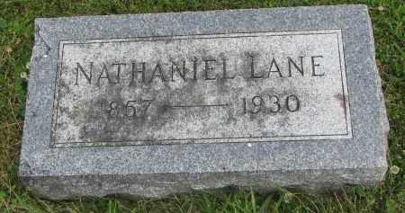 LANE, NATHANIEL - Yankton County, South Dakota | NATHANIEL LANE - South Dakota Gravestone Photos