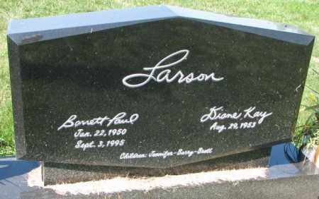LARSON, DIANE KAY - Yankton County, South Dakota | DIANE KAY LARSON - South Dakota Gravestone Photos