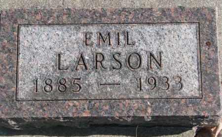LARSON, EMIL - Yankton County, South Dakota | EMIL LARSON - South Dakota Gravestone Photos
