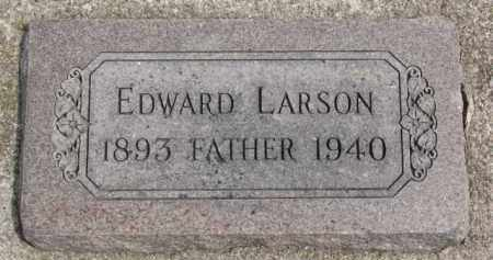LARSON, EDWARD - Yankton County, South Dakota | EDWARD LARSON - South Dakota Gravestone Photos