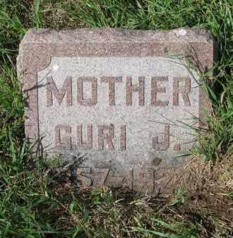 LARSON, GURI - Yankton County, South Dakota | GURI LARSON - South Dakota Gravestone Photos