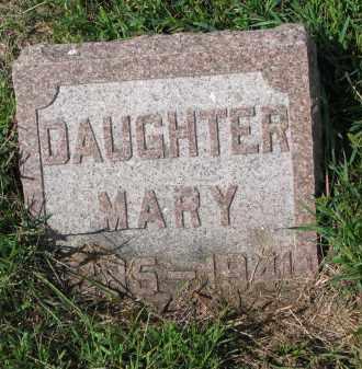 LARSON, MARY - Yankton County, South Dakota | MARY LARSON - South Dakota Gravestone Photos