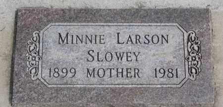 LARSON, MINNIE - Yankton County, South Dakota | MINNIE LARSON - South Dakota Gravestone Photos
