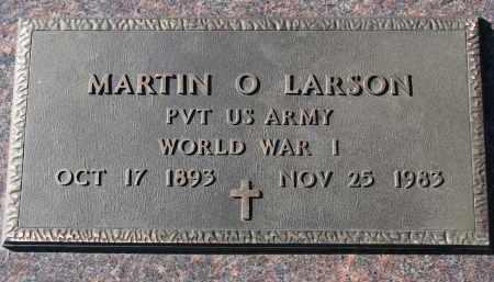 LARSON, MARTIN O. (WW I) - Yankton County, South Dakota | MARTIN O. (WW I) LARSON - South Dakota Gravestone Photos