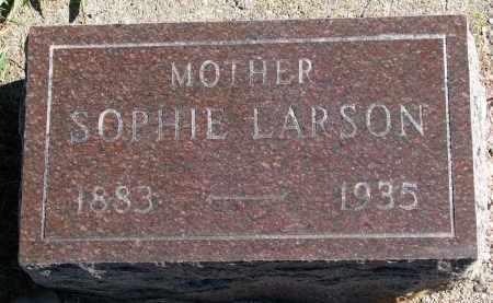 LARSON, SOPHIE - Yankton County, South Dakota | SOPHIE LARSON - South Dakota Gravestone Photos