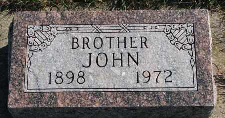 LEE, JOHN - Yankton County, South Dakota | JOHN LEE - South Dakota Gravestone Photos
