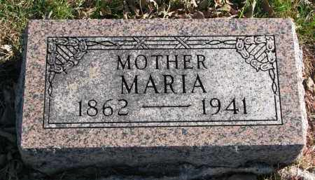 LEE, MARIA - Yankton County, South Dakota   MARIA LEE - South Dakota Gravestone Photos